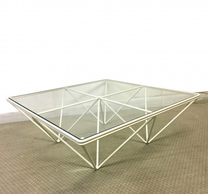 Alanda coffee table by Paolo Piva for B & B Italia, 1980s