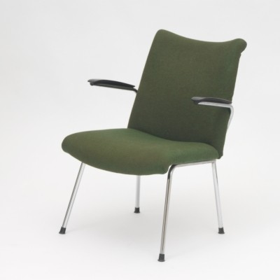 Arm chair from the fifties by unknown designer for Gebroeders De Wit