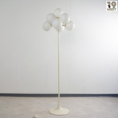 Floor lamp from the sixties by unknown designer for Temde Leuchten