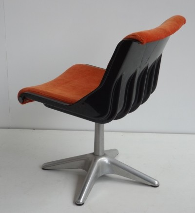 Office chair by Yrjö Kukkapuro for Haimi Finland, 1960s