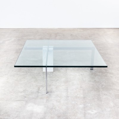 KW-1 coffee table from the eighties by Hank Kwint for Metaform