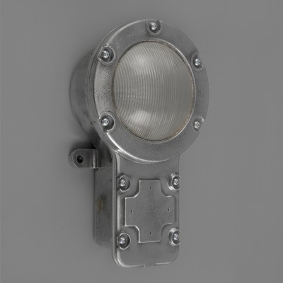 6 wall lamps from the forties by unknown designer for Holophane
