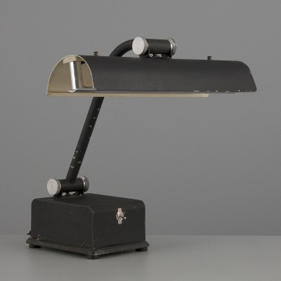 Desk lamp from the forties by unknown designer for Wembley Electrical Appliances