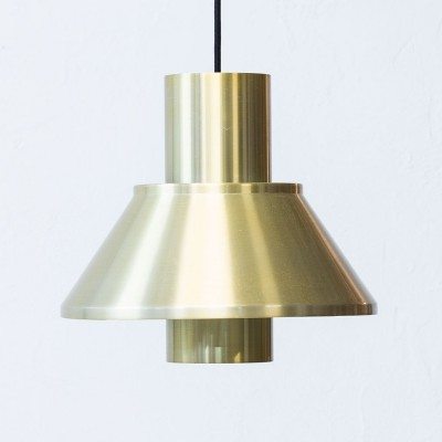 Life hanging lamp from the seventies by Jo Hammerborg for Fog & Mørup