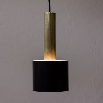 Club hanging lamp from the sixties by Jo Hammerborg for Fog & Mørup