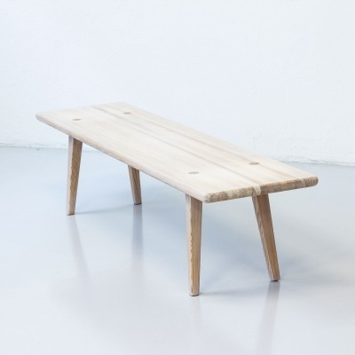 Bench from the fifties by Carl Malmsten for unknown producer