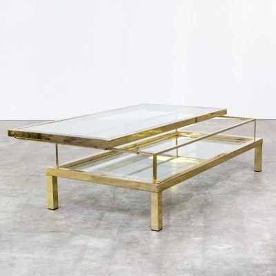 Coffee table from the fifties by unknown designer for Maison Jansen