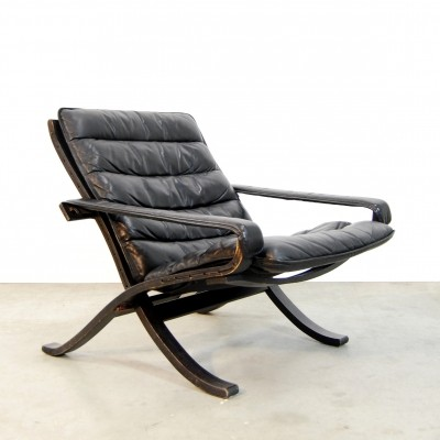 Flex arm chair from the seventies by Ingmar Relling for Westnofa