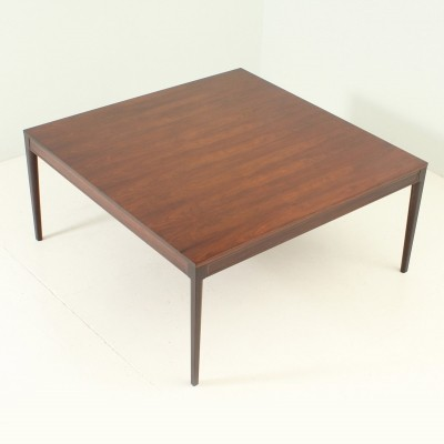 Square Diplomat Dining Table by Finn Juhl, 1950s