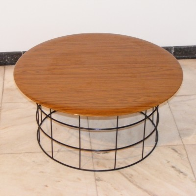 Coffee table from the fifties by Verner Panton for Plus Linje