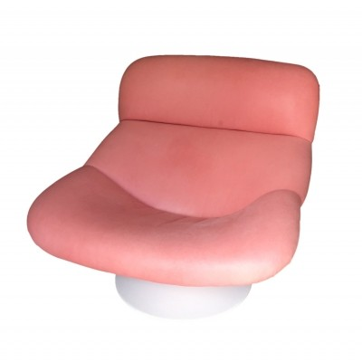 F 517 lounge chair from the seventies by Geoffrey Harcourt for Artifort