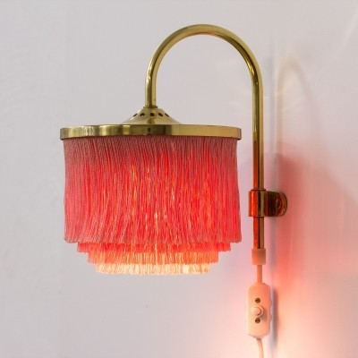 V 271 wall lamp from the sixties by Hans Agne Jakobsson for Hans Agne Jakobsson
