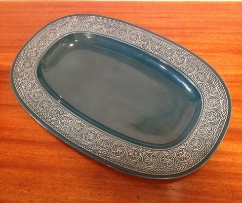 'Margherita' Serving dish by Antonia Campi for Richard Minori, 1960s