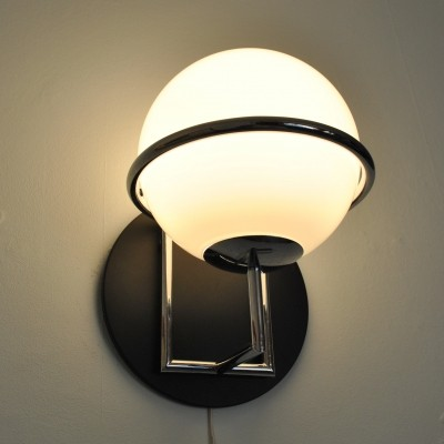2 x vintage wall lamp, 1980s