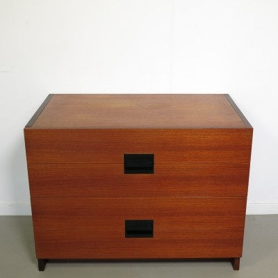 Japanese serie chest of drawers from the sixties by Cees Braakman for Pastoe