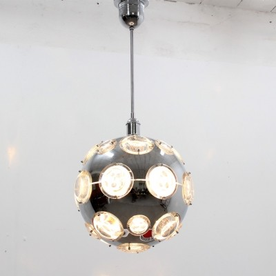Hanging lamp from the sixties by Oscar Torlasco for unknown producer