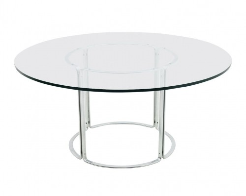 Dining table from the seventies by Horst Brüning for Kill International