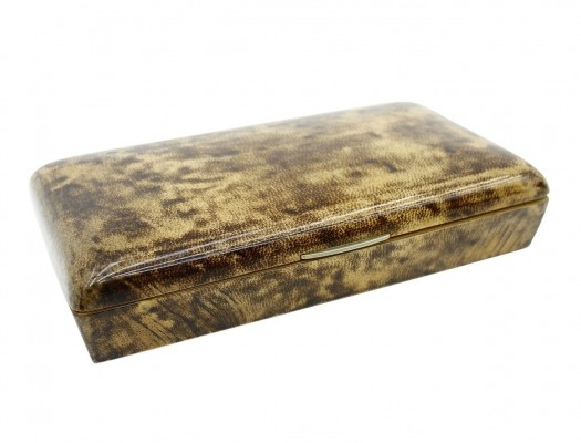 Cigar Box from the fifties by Aldo Tura for Tura