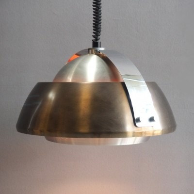 Hanging lamp from the sixties by unknown designer for Lakro