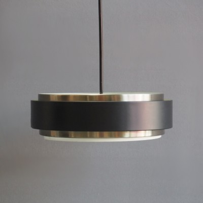 Model 8063 hanging lamp from the fifties by Niek Hiemstra for Hiemstra Evolux