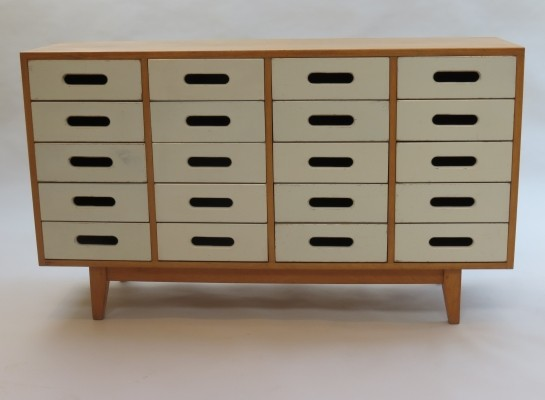 Chest of drawers from the fifties by James Leonard for Esavian