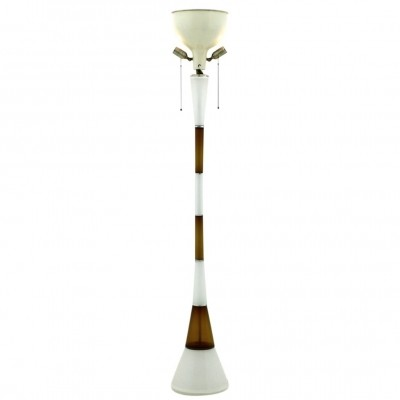 Floor lamp from the fifties by Fulvio Bianconi for Venini