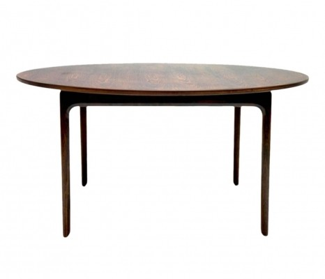 Coffee table by Ole Wanscher for P. Jeppesen Møbelfabrik, 1950s