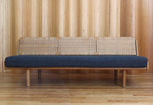 GE-258 daybed by Hans Wegner for Getama, 1950s