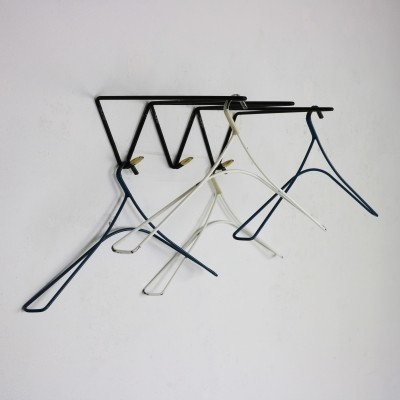 Coat rack from the fifties by unknown designer for unknown producer