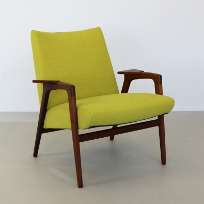 Ruster Ladies lounge chair from the sixties by Yngve Ekström for Pastoe