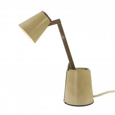 Telescopic Lampette desk light by Koch Creations, 1963