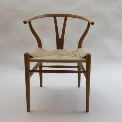 CH24 dinner chair from the nineties by Hans Wegner for Carl Hansen
