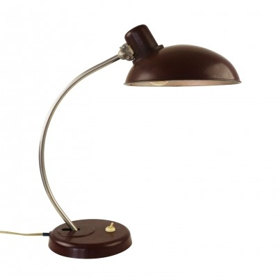 Bakelite Bauhaus desk light by Helion Arnstadt, 1950s