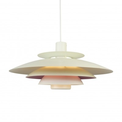 Scandinavian pendant by Form Light, 1970s