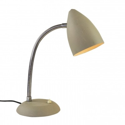 Grey desk light, 1960s
