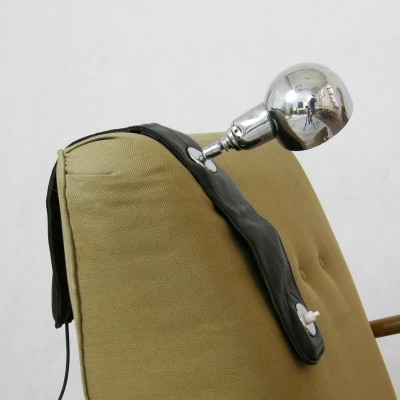 LP01 desk lamp from the seventies by Luigi Caccia Dominioni for Azucena