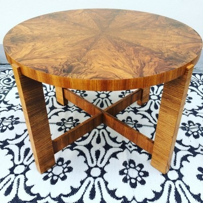 Dining table from the twenties by unknown designer for unknown producer