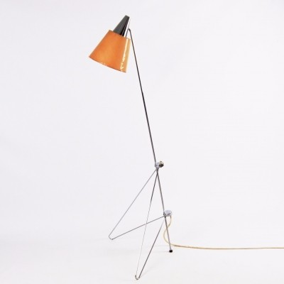 Floor lamp from the fifties by Josef Hůrka for Napako