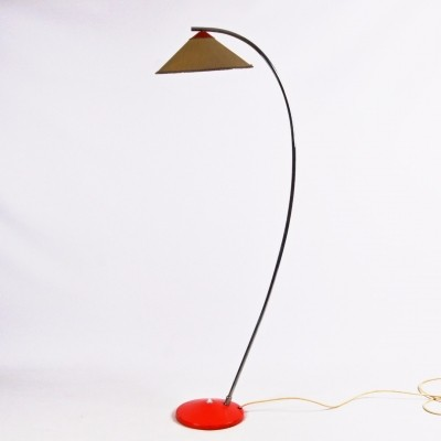 Floor lamp from the sixties by Josef Hůrka for Napako
