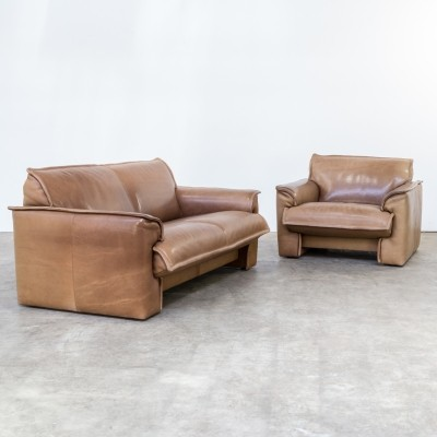 Seating group from the seventies by unknown designer for Leolux