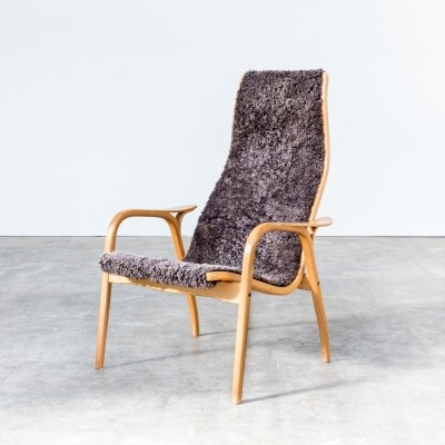 Lamino lounge chair from the fifties by Yngve Ekström for Swedese
