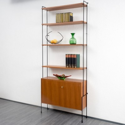 Wall unit from the sixties by unknown designer for Hilker