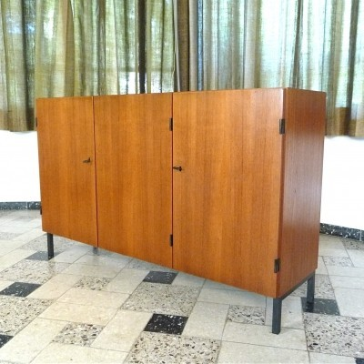 Sideboard from the sixties by Herbert Hirche for Christian Holzäpfel