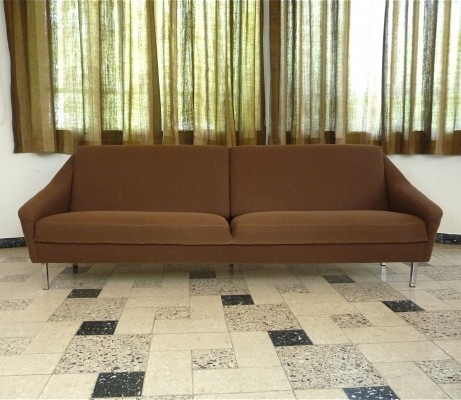 Sofa from the fifties by Eddie Harlis for Hans Kaufeld