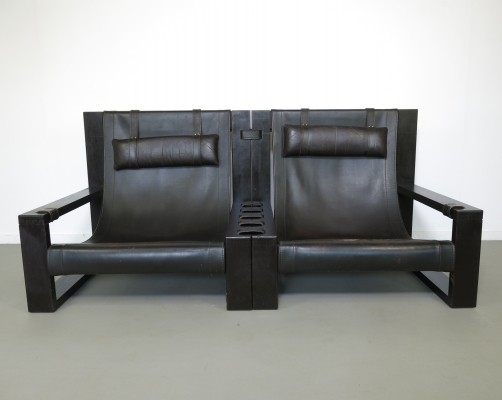 Sofa from the sixties by Sonja Wasseur for Sonja Wasseur