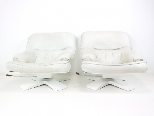 Set of two Space Age Lounge Chairs, 1970s