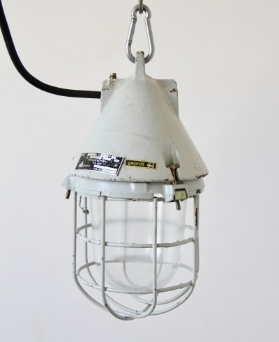 2 x EOW hanging lamp, 1970s