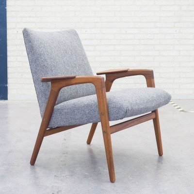 Ruster lounge chair from the fifties by Yngve Ekström for Pastoe