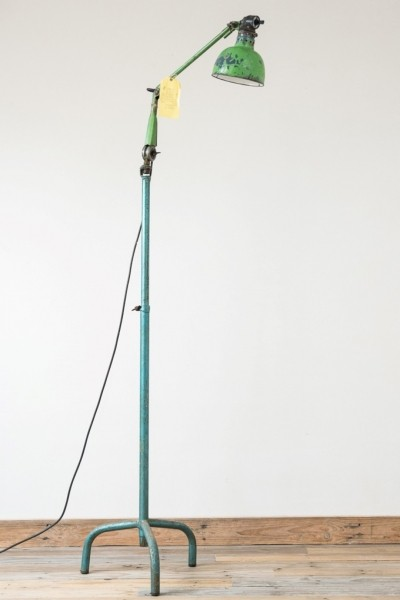 Floor lamp from the thirties by unknown designer for Rademacher