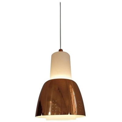 K2-16 hanging lamp by Paavo Tynell for Idman, 1950s